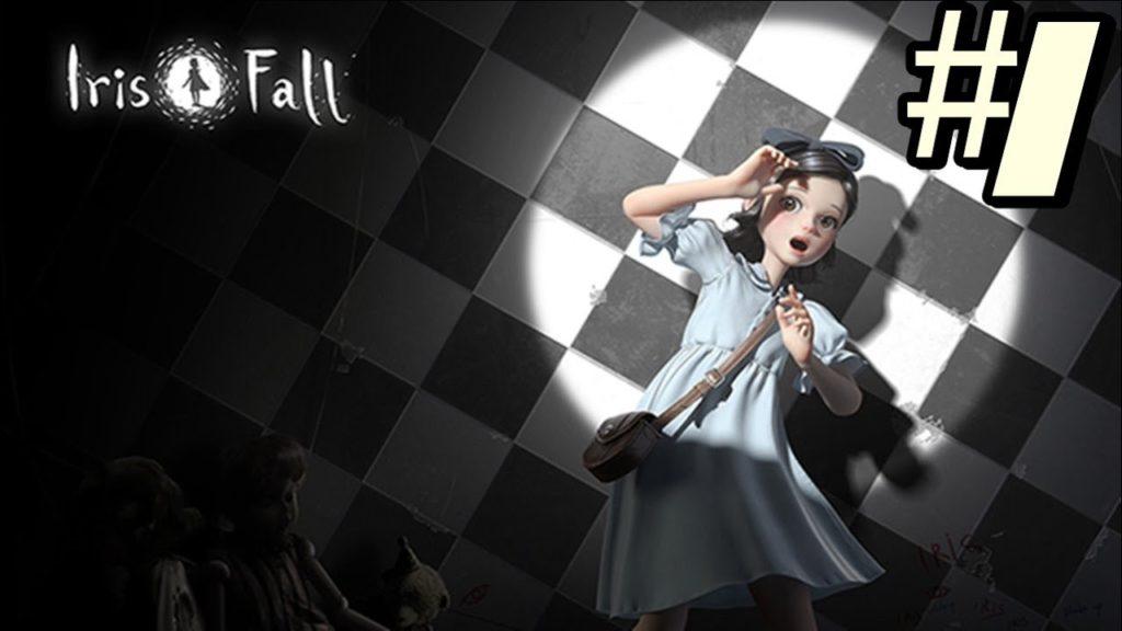 【You Tube】桃二郎チャンネルで「Iris.Fall」のゲーム実況が配信されております